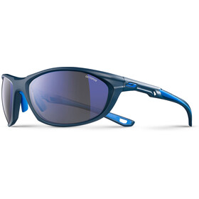 Julbo Race 2.0 Nautic Octopus Lunettes de soleil, dark blue/blue-multilayer blue